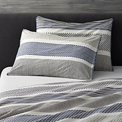 Medina Geometric Duvet Covers And Pillow Shams Crate And