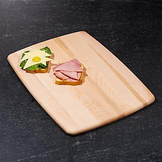 "Memphis 15""x21"" Wood Carving Board"