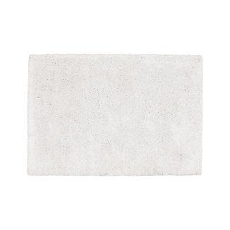 MemphisII White Shag Rug 5'x8'