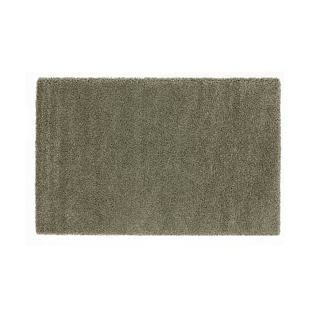 Memphis Sage Green Wool 4 X6 Rug Crate And Barrel
