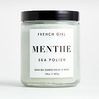 French Girl Menthe Sea Polish