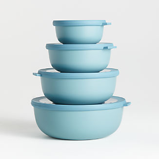Mepal Nordic Green Bowl Set
