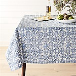 Mercato Indigo 60 x120  Tablecloth