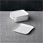 Set of 8 Mercer Square Appetizer Plates