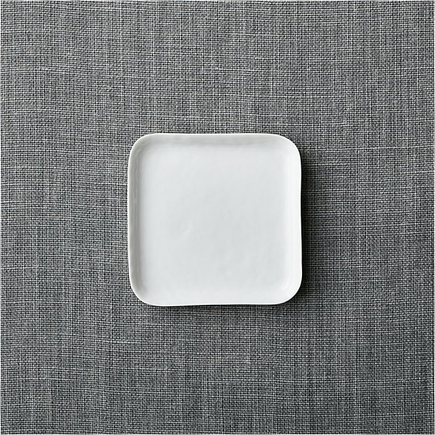 Mercer Square Appetizer Plate - Image 1 of 10