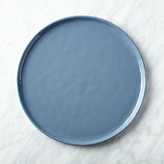 Mercer Denim Dinner Plate