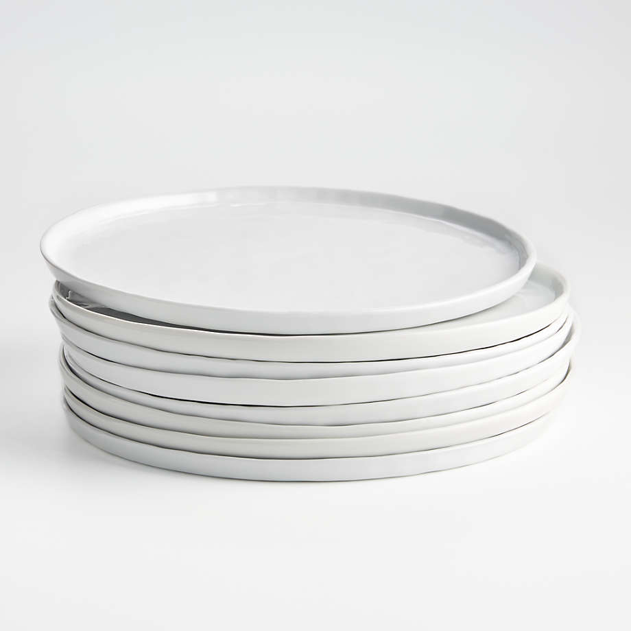 Viewing product image Set of 8 Mercer Dinner Plates
