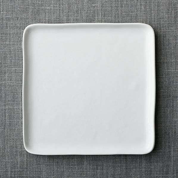 Mercer Square Dinner Plate