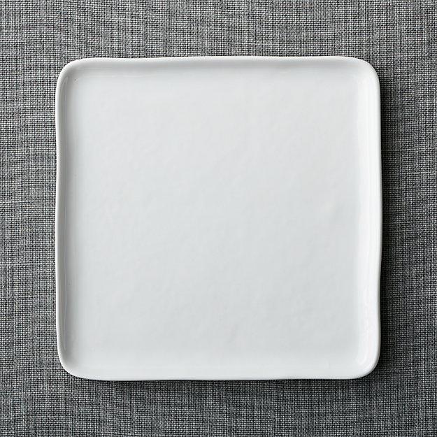 Mercer Square Dinner Plate - Image 1 of 3