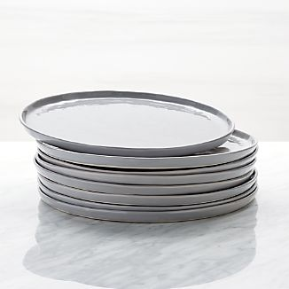 Dinner Plates Sets & Dinner Plate Sets | Crate and Barrel