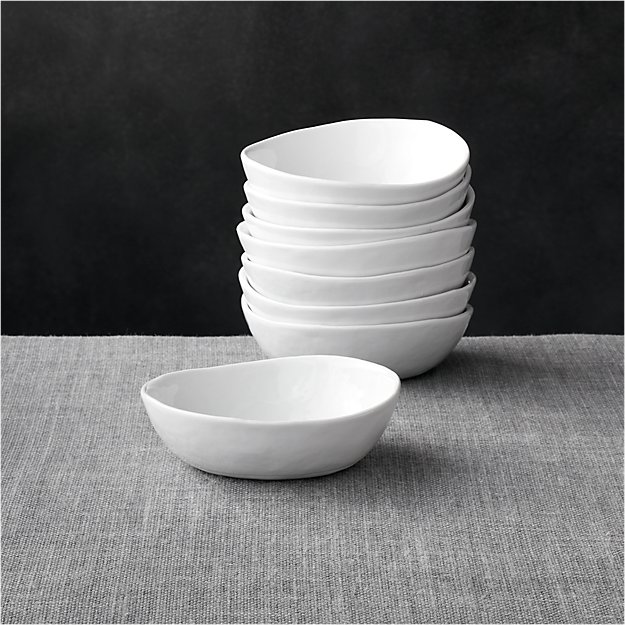 "Set of 8 Mercer 5"" Mini Bowls - Image 1 of 3"