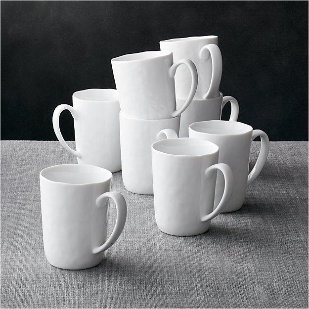 Set of 8 Mercer Mugs - Image 1 of 5
