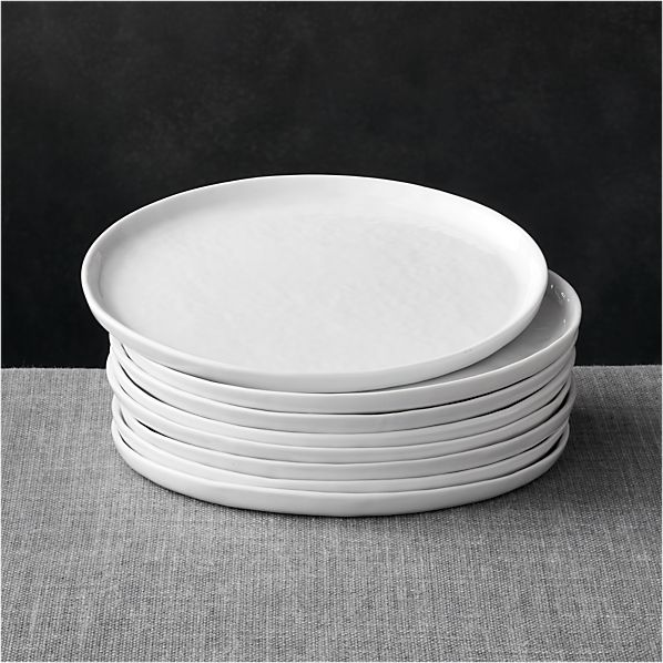 Set of 8 Mercer Salad Plates