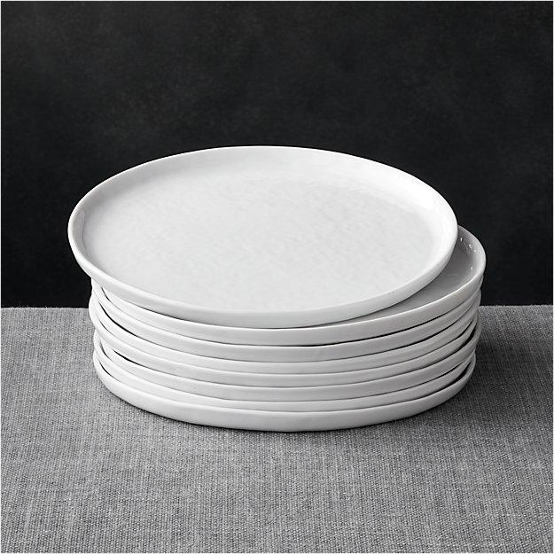 Set of 8 Mercer Salad Plates - Image 1 of 9