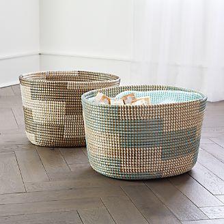 Merchant Floor Basket