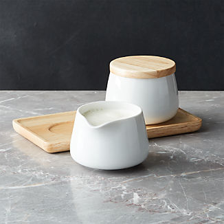Merveilleux Merge Cream And Sugar Set