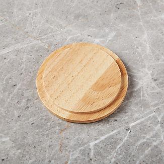 Merge Wood Lid/Coaster