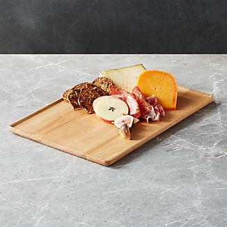 Merge Large Wood Tray