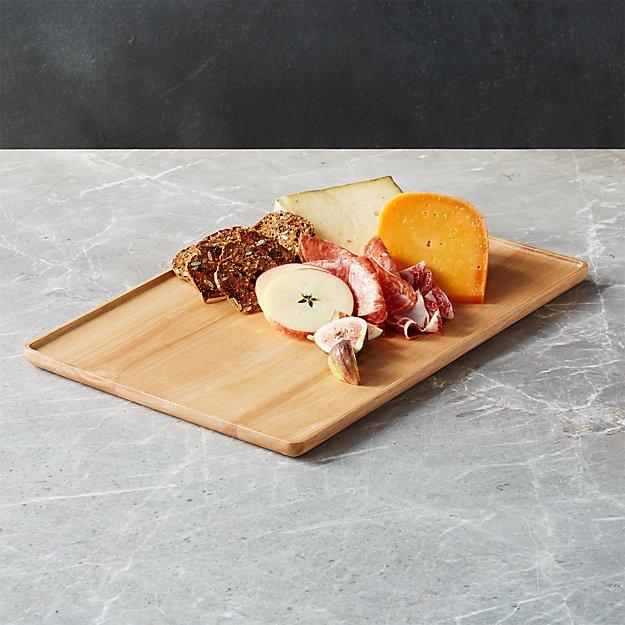 Merge Large Wood Tray - Image 1 of 9