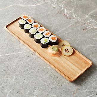 Merge Medium Wood Tray