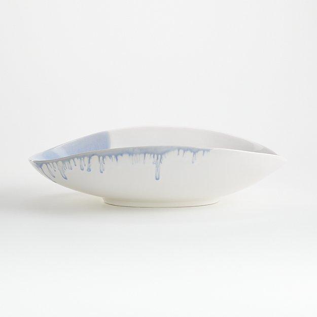 Meri Blue Decorative Bowl - Image 1 of 5