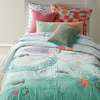 Girls Bedding: Sheet & Duvets | Ships Free | Crate and Barrel