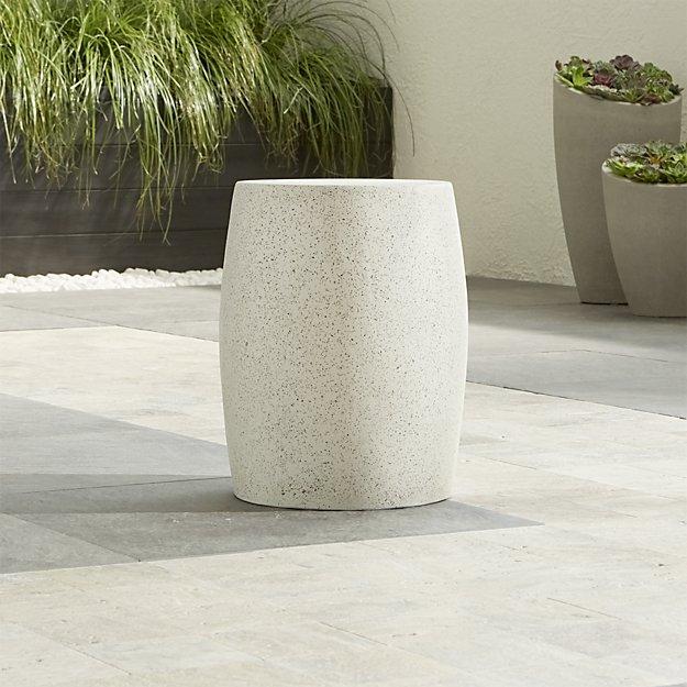 Mesa Side Table-Stool - Image 1 of 11