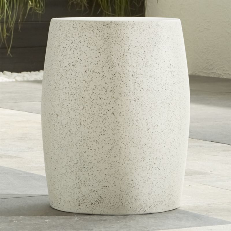 Completely new Mesa Side Table-Stool + Reviews   Crate and Barrel NX09