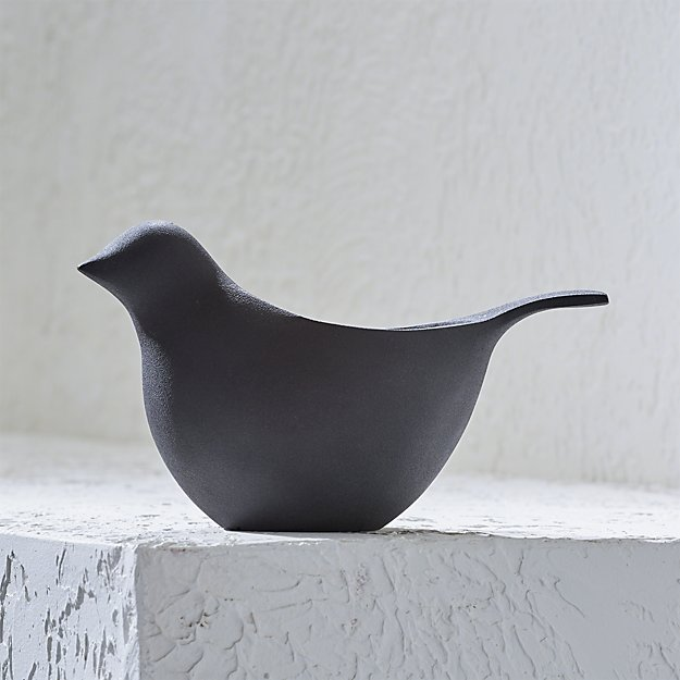 Metal Bird Planter - Image 1 of 3