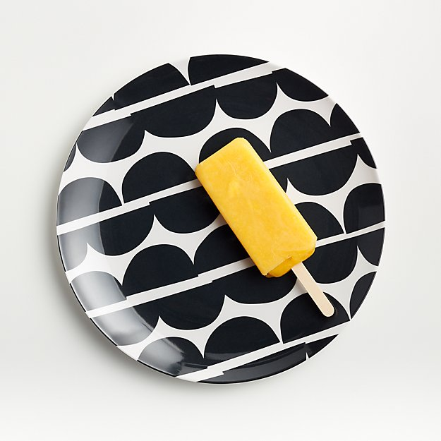 Metro Melamine Dinner Plate - Image 1 of 4