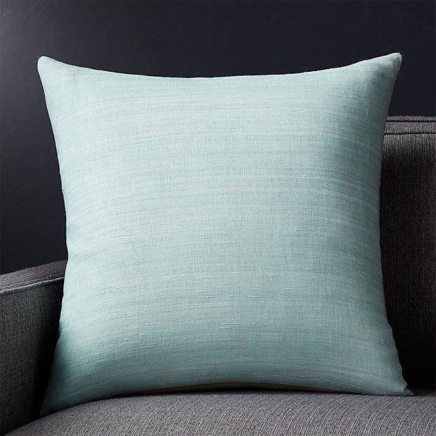 Michaela Aqua Pillow