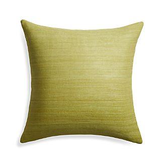 "Michaela Green 20"" Pillow Cover"