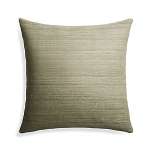 Lima alpaca sage green throw crate and barrel for Crate and barrel peru