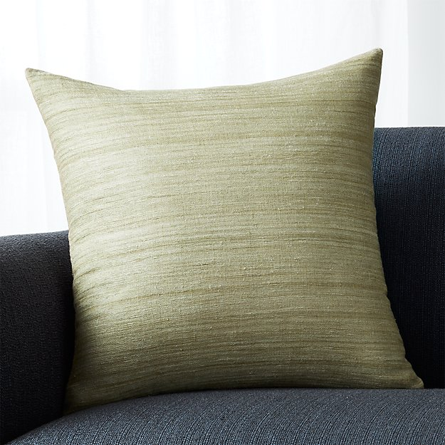 "Michaela Sage Green 20"" Pillow"