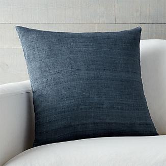 "Michaela Dusk Blue 20"" Pillow"