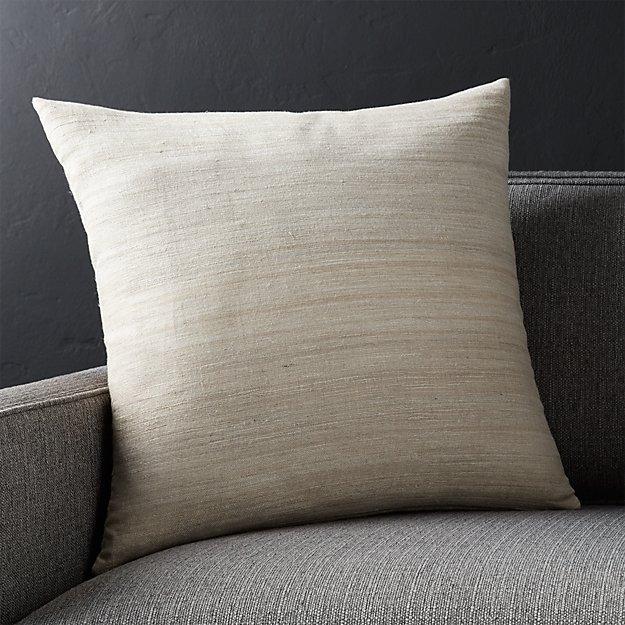 Down Alternative Decorative Pillows : Michaela Sesame 20