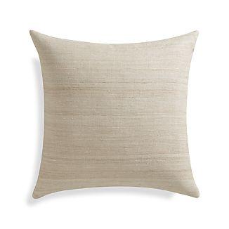 """Michaela Sesame 20"""" Pillow Cover"""
