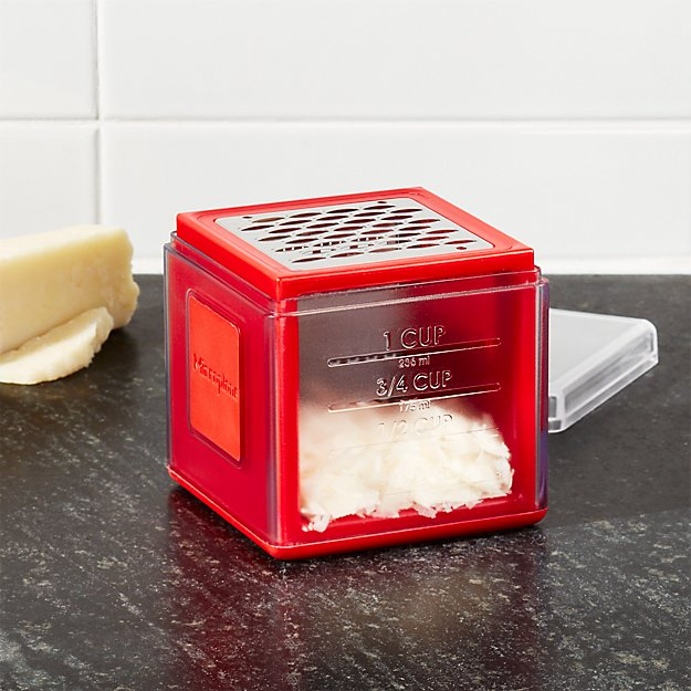 Microplane ® Cube Cheese Grater - Image 1 of 8