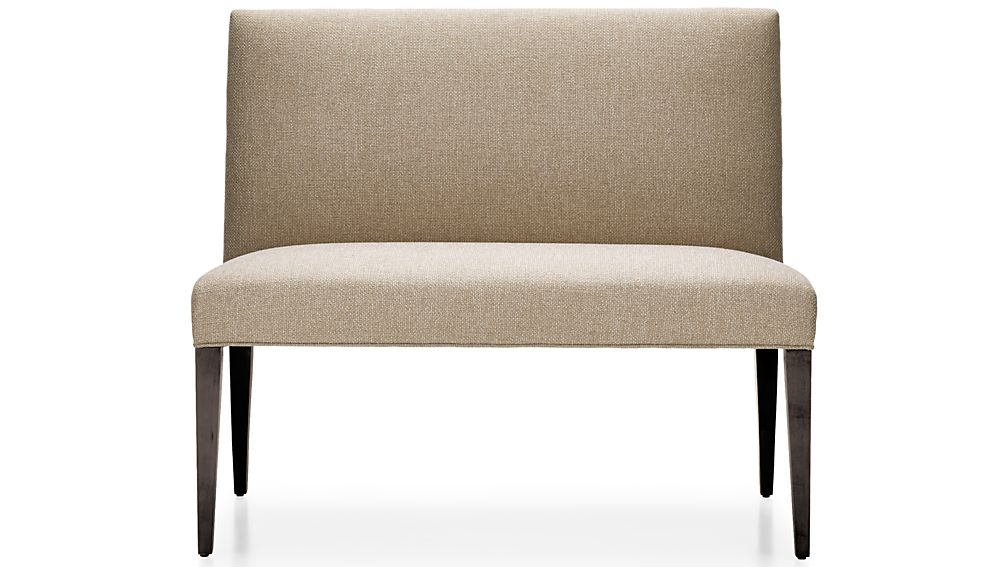 """Miles 42"""" Upholstered Small Dining Banquette Bench"""