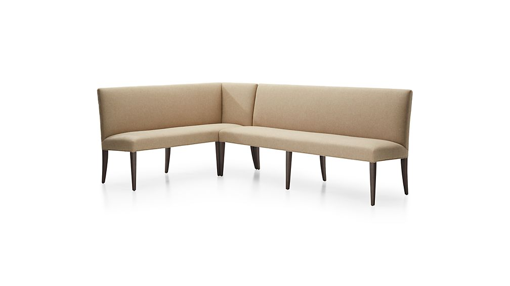 Miles Large Right Facing Corner Banquette
