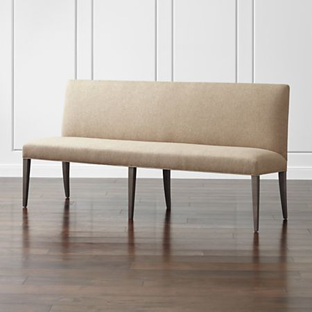Sensational Miles 76 Upholstered Grand Dining Banquette Bench Onthecornerstone Fun Painted Chair Ideas Images Onthecornerstoneorg