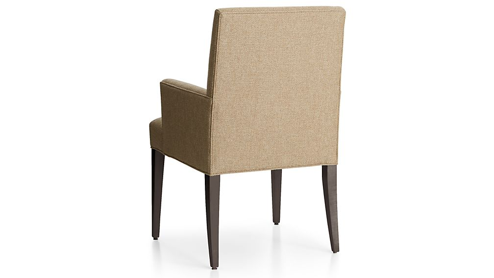Miles Upholstered Dining Arm Chair