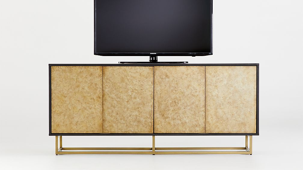 Mineral Media Console - Image 1 of 6