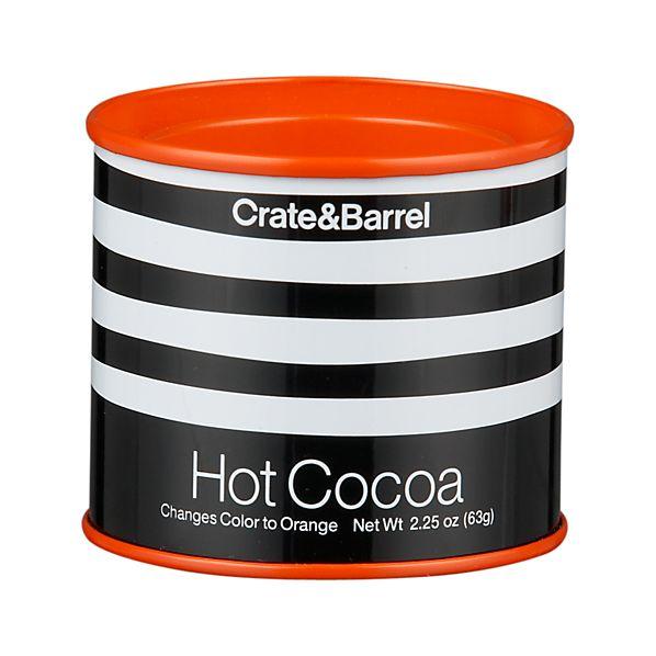 Mini Halloween Hot Cocoa
