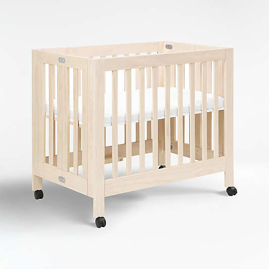 Babyletto Washed Natural Origami Crib