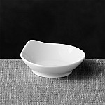 Porcelain Mini Round Grip Dish