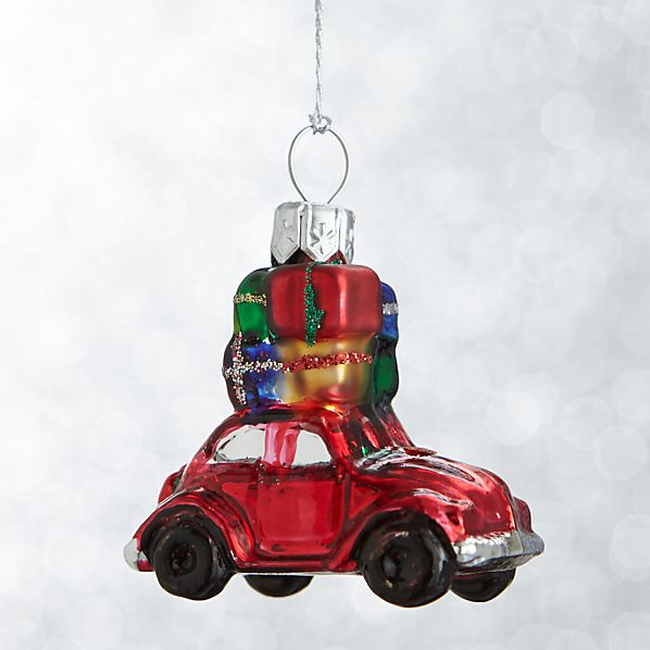 Mini Shapes Car Ornament
