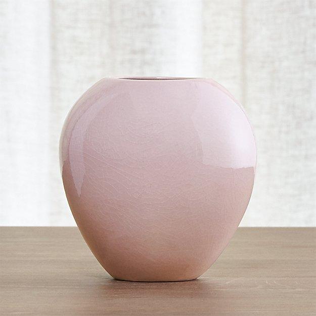Minna Short Vase