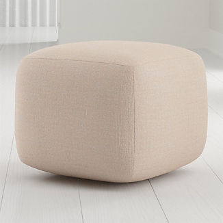 Minnie Square Pouf