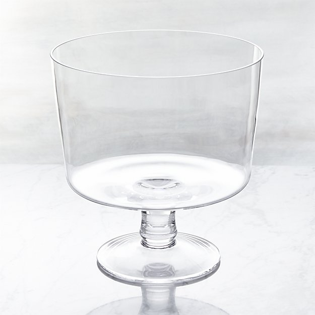 Miranda 7 75 Quot Trifle Bowl Reviews Crate And Barrel